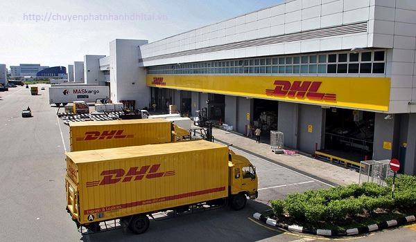 chuyển phát nhanh DHL tại Tân Phú