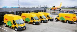 Dịch vụ chuyển phát nhanh quốc tế DHL tại quận 2