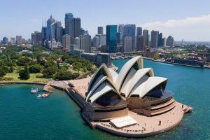 Gửi hàng đi Úc tại Bình Chánh